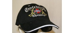 GORRA CHOOPPERS CONFEDERADA
