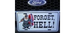 PLAQUE FORGET HELL
